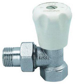 ECA Вентиль радиат. Механический 1/2` угловой (под медь) цена