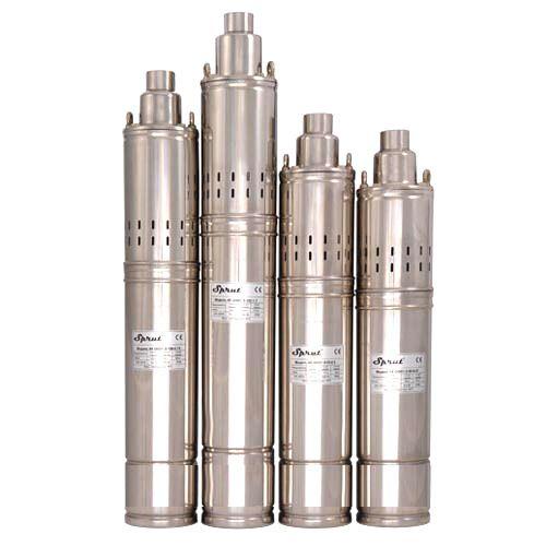 Глубинный насос Sprut 4S QGD 2,5-140-1.1kW