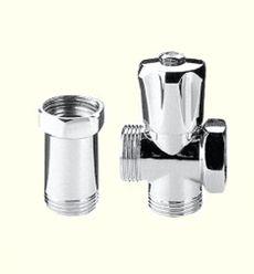 VT.230 Вентиль шаровый Valtec для стир. маш. тройной 3/4`х3/4`х3/4`