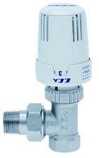 купить ECA Вентиль термостатический 1/2` угловой