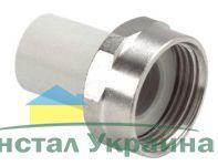 Wavin Ekoplastik Полипропиленовая муфта с НГ 16x1/2 R