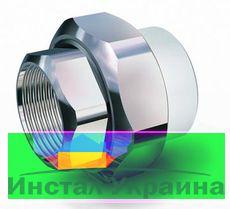 Firat Полипропиленовая муфта разб. РВ 50-3/2