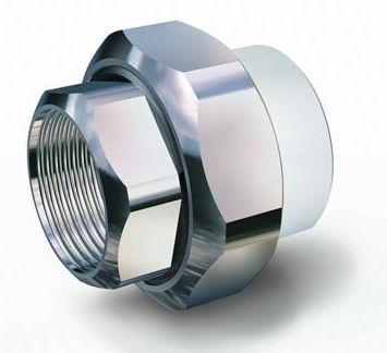 Firat Полипропиленовая муфта разб. РВ 40-5/4 цена