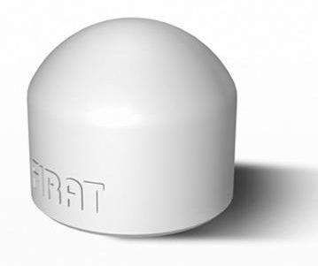 Firat Полипропиленовая заглушка 63 цена