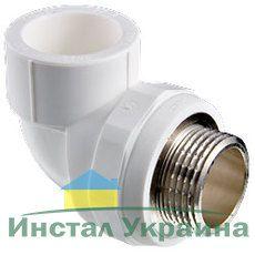 TEBO Полипропиленовый Колено ППР 25х3/4Н