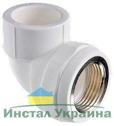 TEBO Полипропиленовый Колено ППР 20х3/4В