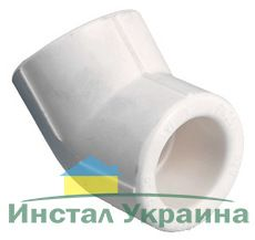 TEBO Полипропиленовый Колено ППР 20х45*