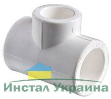TEBO Полипропиленовый Тройник редукционный ППР 63х32х63