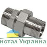 728 Сгон нар-нар НИКЕЛЬ 1/2 R Valtec