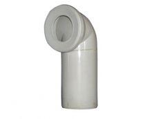 Interplast подсоединение унитаза 110 (АБУ) Эксцентрик L=150 для внутренней канализации
