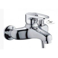 Смеситель для ванны Haiba Opus 009