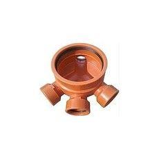 Мпласт Лоток сводный DN 400-200 для наружной канализации