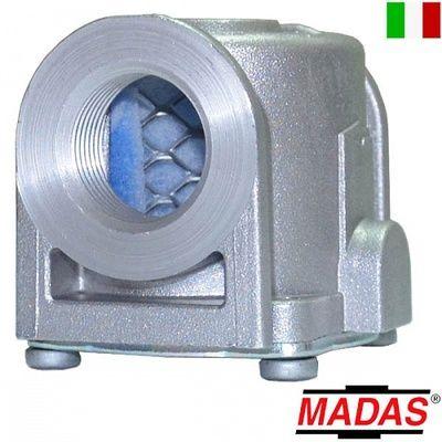 Фильтр газовый MADAS FMC G 1/2 (Pmax - 6 bar) цены