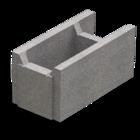 купить Малый бетонный блок несъемной опалубки М-100 (510х250х235)