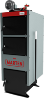 купить Твердотопливный котел длительного горения Marten Comfort MC-20
