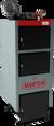 Твердотопливный котел длительного горения Marten Comfort MC-20 цена