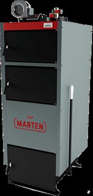 Твердотопливный котел длительного горения Marten Comfort MC-45