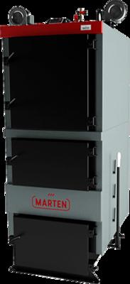 Твердотопливный котел длительного горения Marten Comfort MC-98 цены