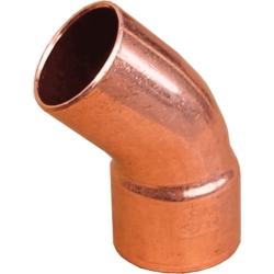Sanha (медь) Колено 45* 5040 10мм (НВ)