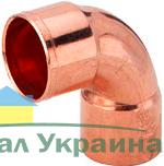 Sanha (медь) Колено 90/2м корот.5090 64мм