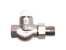 Термостатический клапан Herz Герц TS-E для однотрубных систем