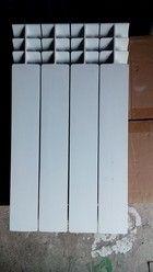купить Радиатор алюминиевый 4 секц. Mirado 500/80