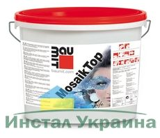 Baumit MosaikTop мозаичная штукатурка (зерно 2,0мм)/36 Цветов 30 кг