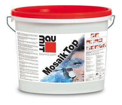 Baumit MosaikTop мозаичная штукатурка (зерно 2,0мм)/36 Цветов 30 кг цена