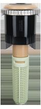Hunter MP 350090 форсунка ротатор радиус 10—11 м с сектором полива 90-210градусов.