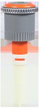 купить Hunter MP 800SR90 форсунка ротатор 1.8 до 3.5 м радиус, регулируемый сектор 90 до 210 градусов