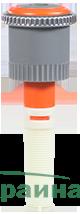 Hunter MP 800SR90 форсунка ротатор 1.8 до 3.5 м радиус, регулируемый сектор 90 до 210 градусов
