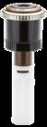 Hunter MP SS530 форсунка ротатор для полива - боковая полоса, 1,5—4,6