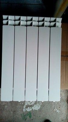 Радиатор алюминиевый 5 секц. MT-AL 500/80