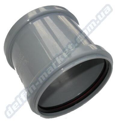 Interplast муфта 110 для внутренней канализации цена