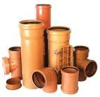 купить Interplast труба пвх для наружной канализации 110х3,2 SDR 33 длина трубы, L = mm 500