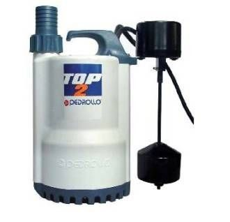 Дренажный насос Pedrollo TOP 2 -GM, кабель 5м (Версия с магнитным поплавком)