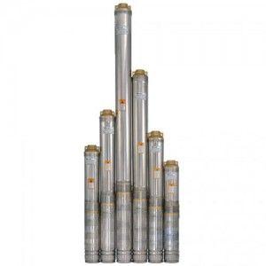 Глубинный насос Sprut 100QJ 205-0.37 нерж. + пульт цены