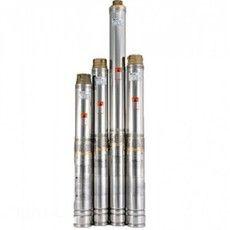 Глубинный насос Sprut 90QJD 122 -1.1 нерж. + пульт