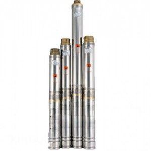 Глубинный насос Sprut 90QJD 112-0.55 нерж. + пульт