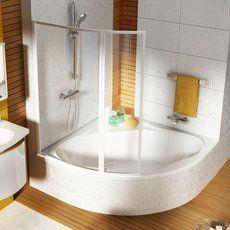 Акриловая ванна Ravak NewDay 140x140