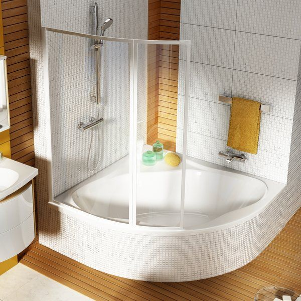 Акриловая ванна Ravak NewDay PU RLUS 150x150