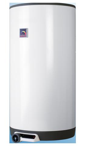 Бойлер косвенного нагрева Drazice навесн., верт. OKC 125 теплообм. 0,7м2