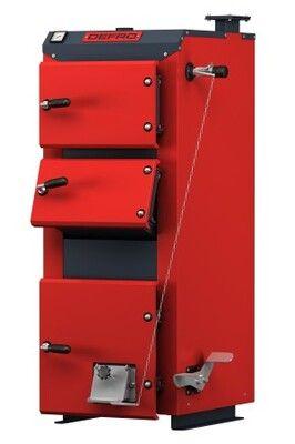 Твердотопливный котел Defro Optima Komfort 25 кВт цены