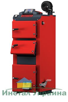 Твердотопливный котел Defro Optima Komfort Plus 12 кВт