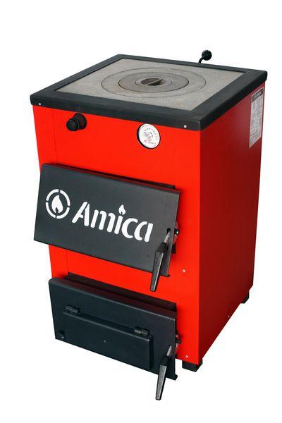 Котел на дровах Amica Optima 14P