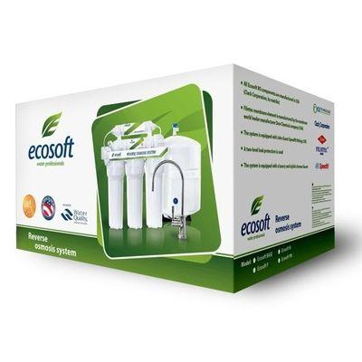 Система обратного осмоса Ecosoft MО P 5-75 цены