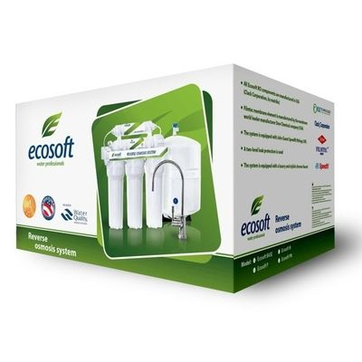 Система обратного осмоса Ecosoft MО P 5-75 цена