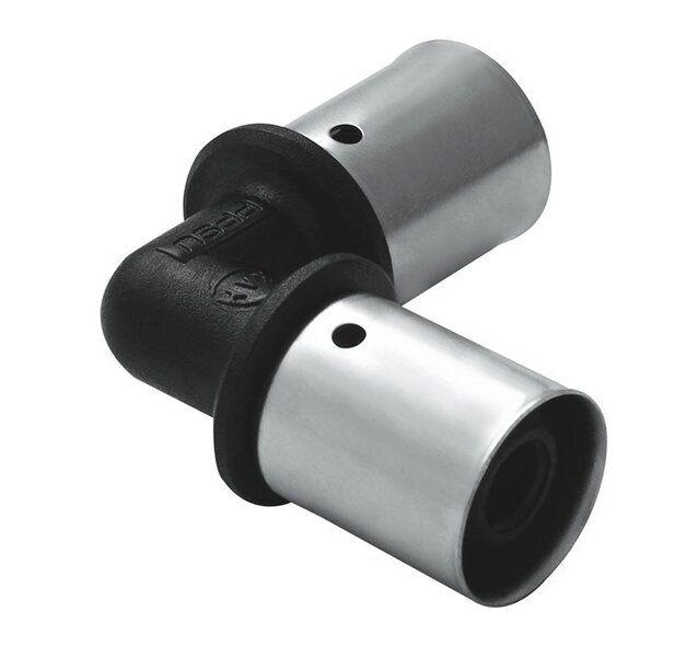 KAN Отвод PPSU Press c пресс-кольцом 16x2 K-900400