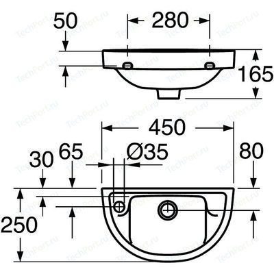 Раковина Gustavsberg NORDIC GB112450R109 цена