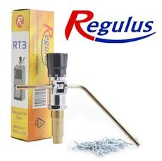 Термостатический регулятор тяги для твердотопливных котлов Regulus RT3